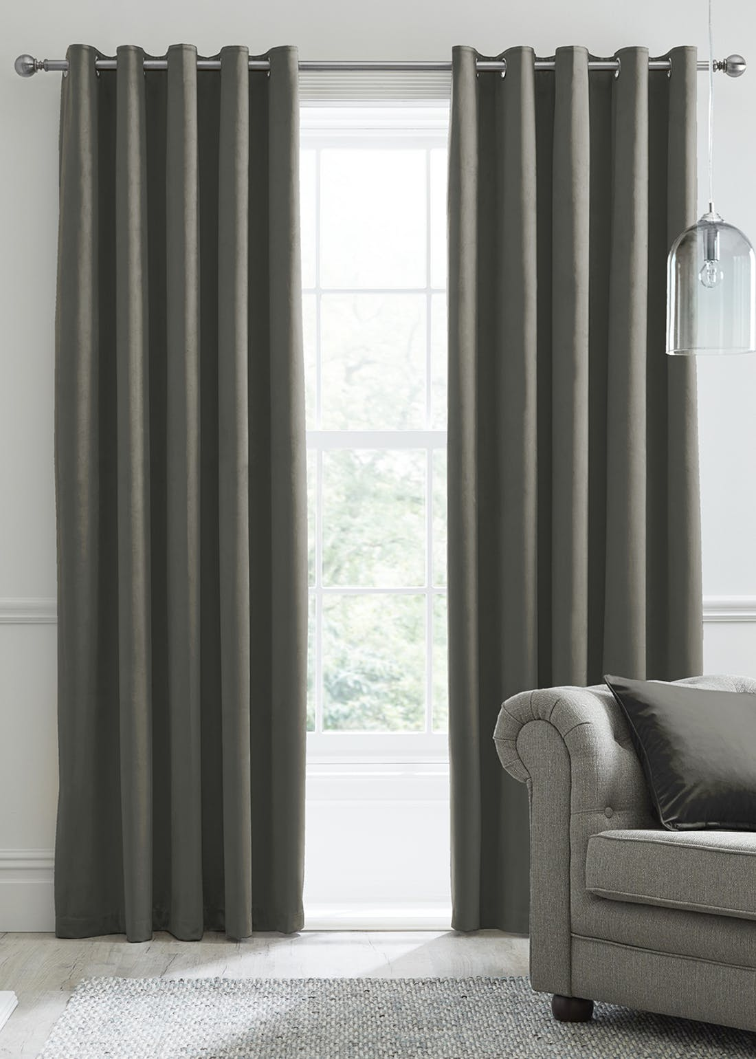 Laurence Llewelyn-Bowen Montrose Eyelet Curtains