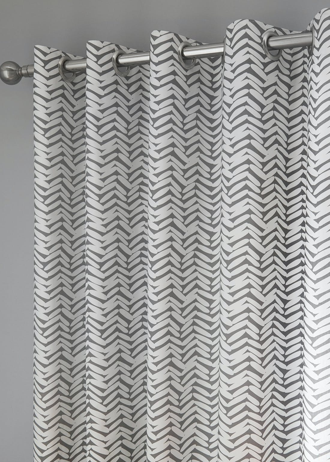Fusion Loft Eyelet Curtains