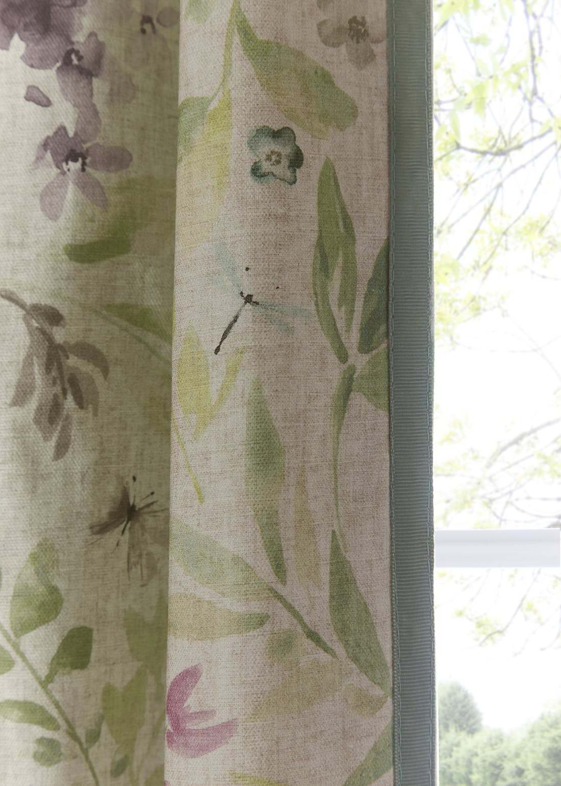 Fusion Staveley Pencil Pleat Curtains