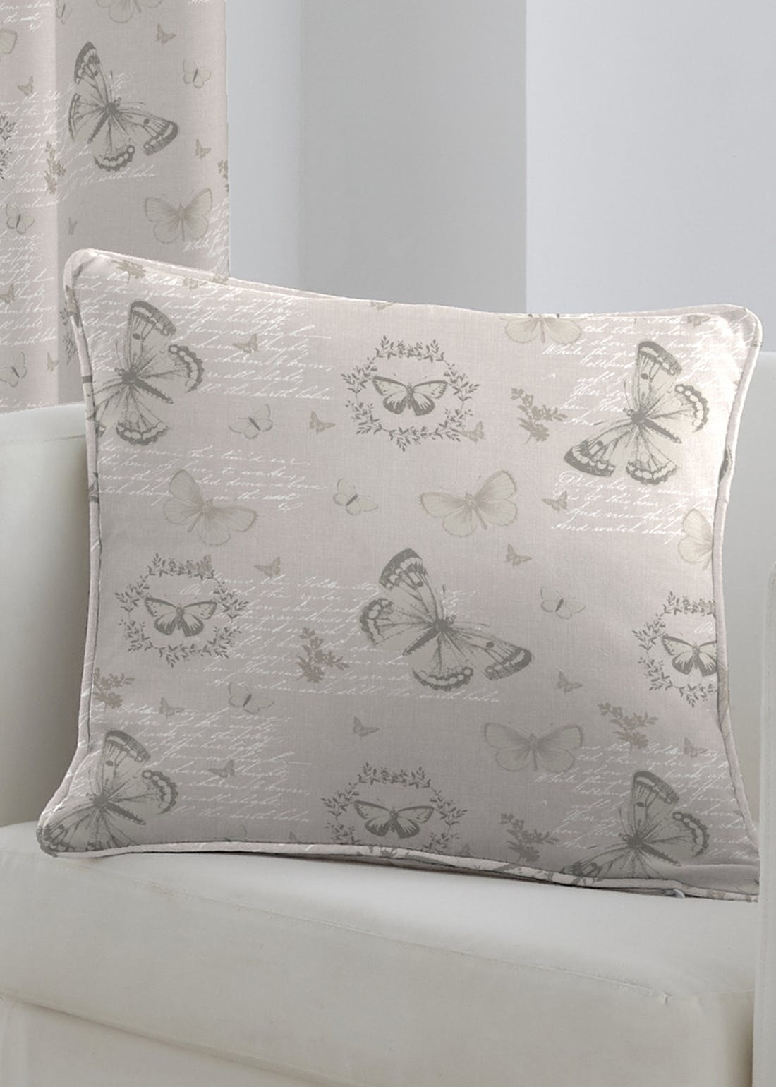 Fusion Papillon Cushion (43cm x 43cm)