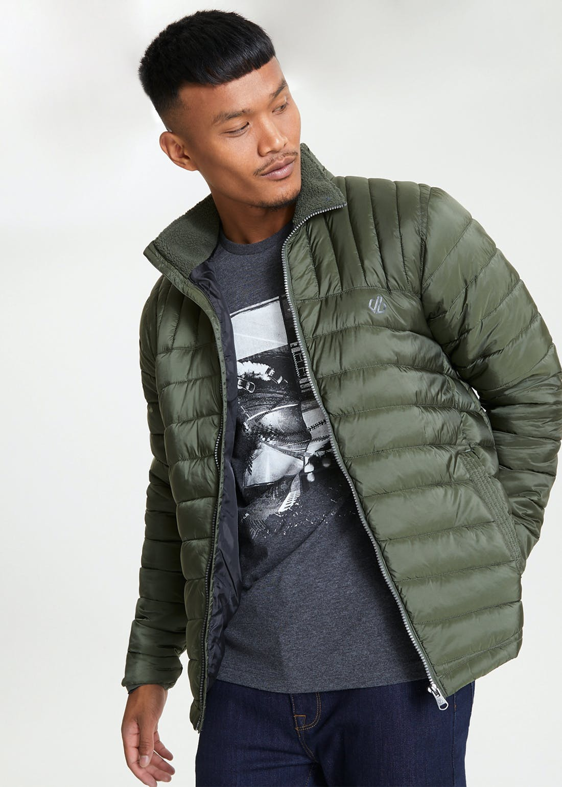 Dare 2b Jenson Button Diversion Quilted Jacket