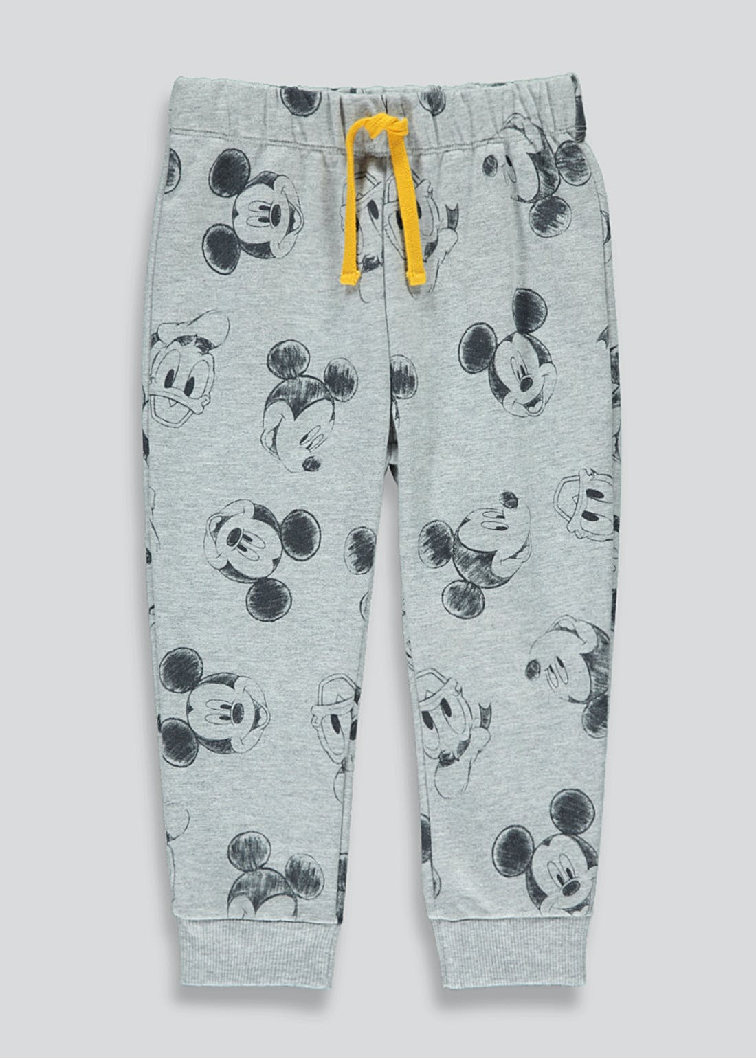 Kids Mickey Mouse Co-Ord Joggers (9mths-5yrs)