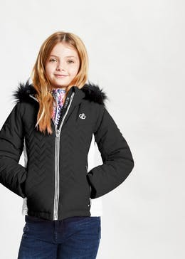 Kids Dare 2b Snowdrop Waterproof Insulated Jacket (3-13yrs)