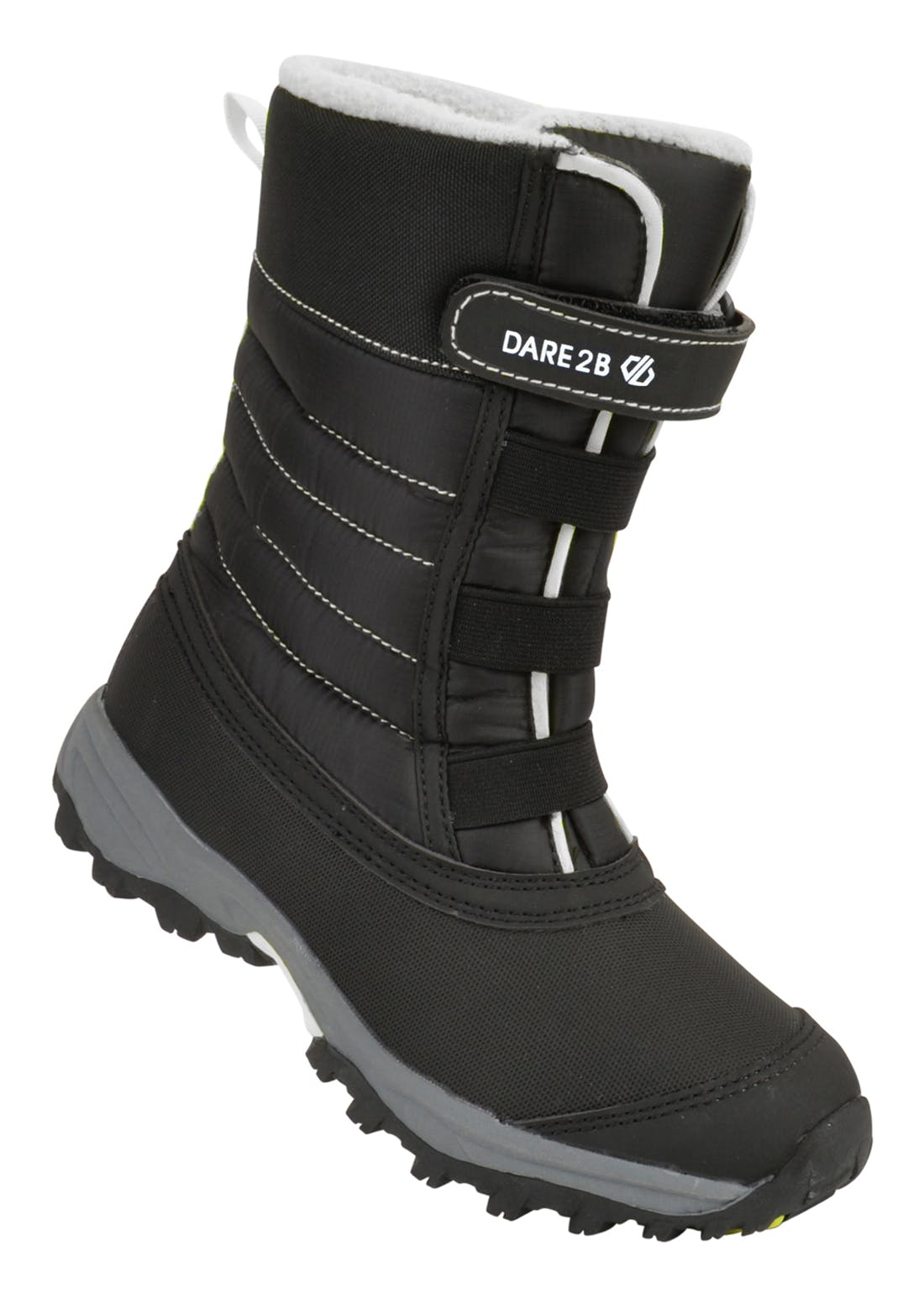 Kids Dare 2b Skiway II Waterproof Warm Lined Boots (Younger 10-Older 5)