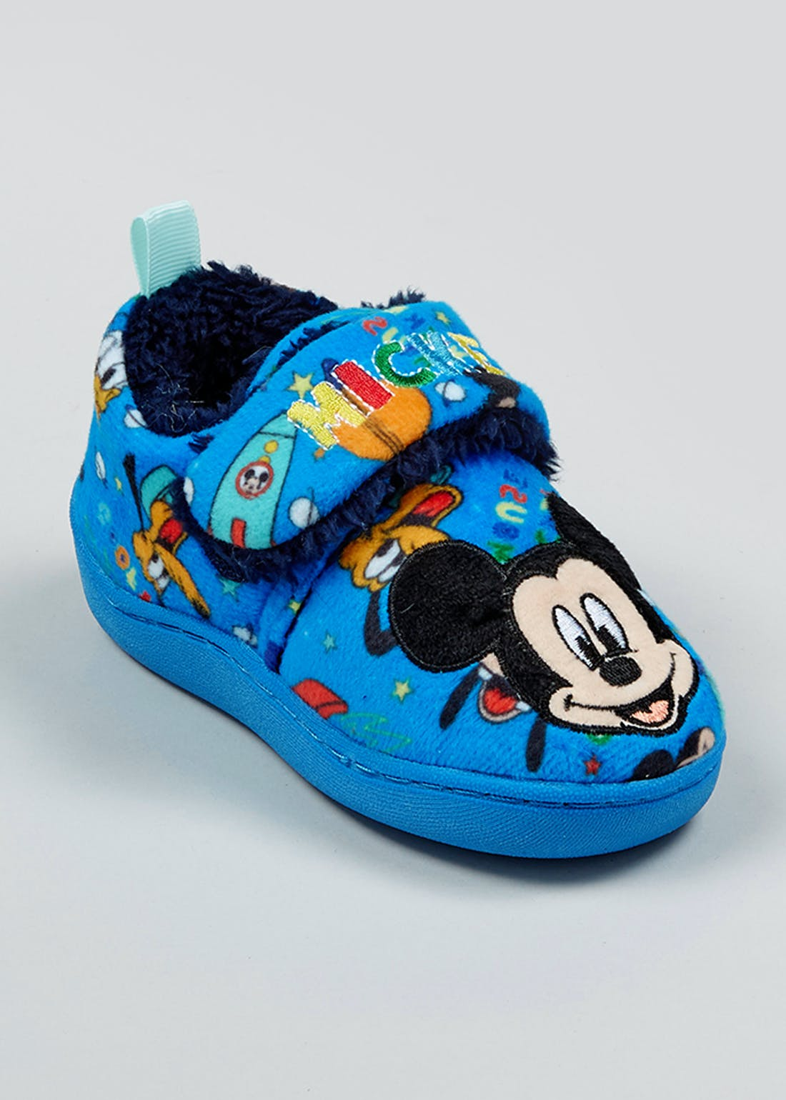Kids Disney Mickey Mouse Slippers (Younger 4-9)