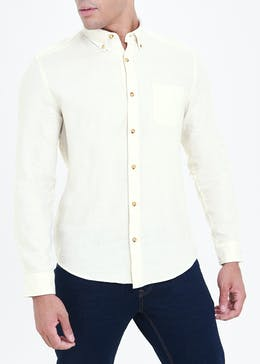 Long Sleeve Marl Shirt