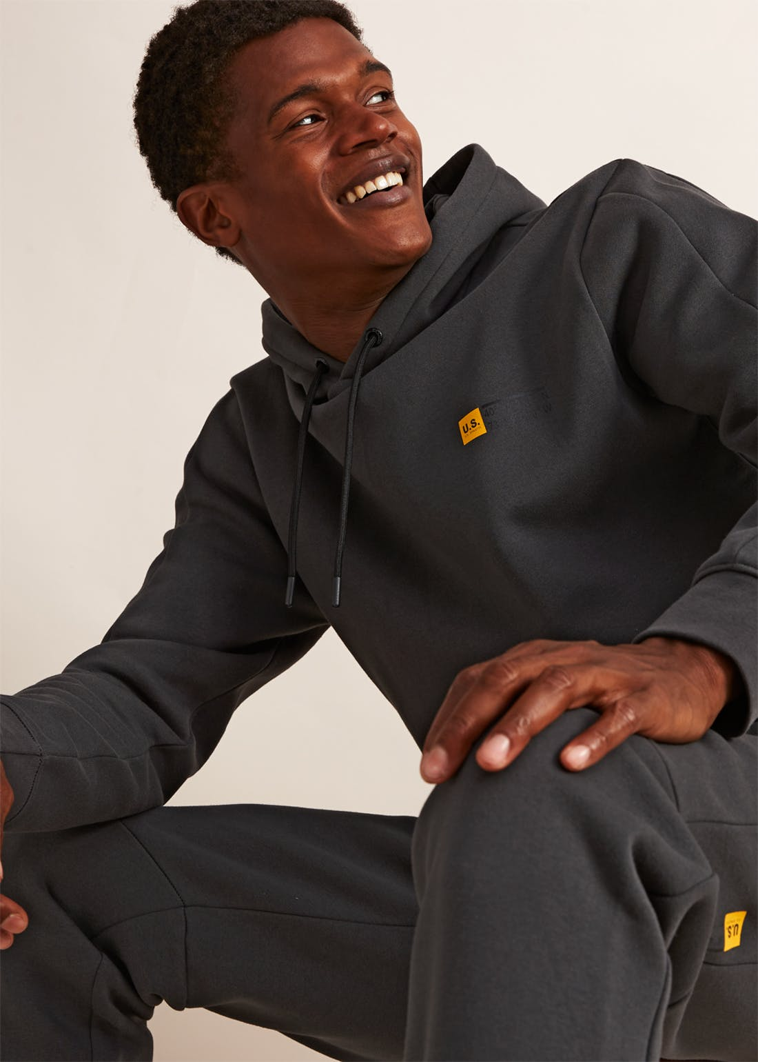 US Athletic Co-Ord Hoodie