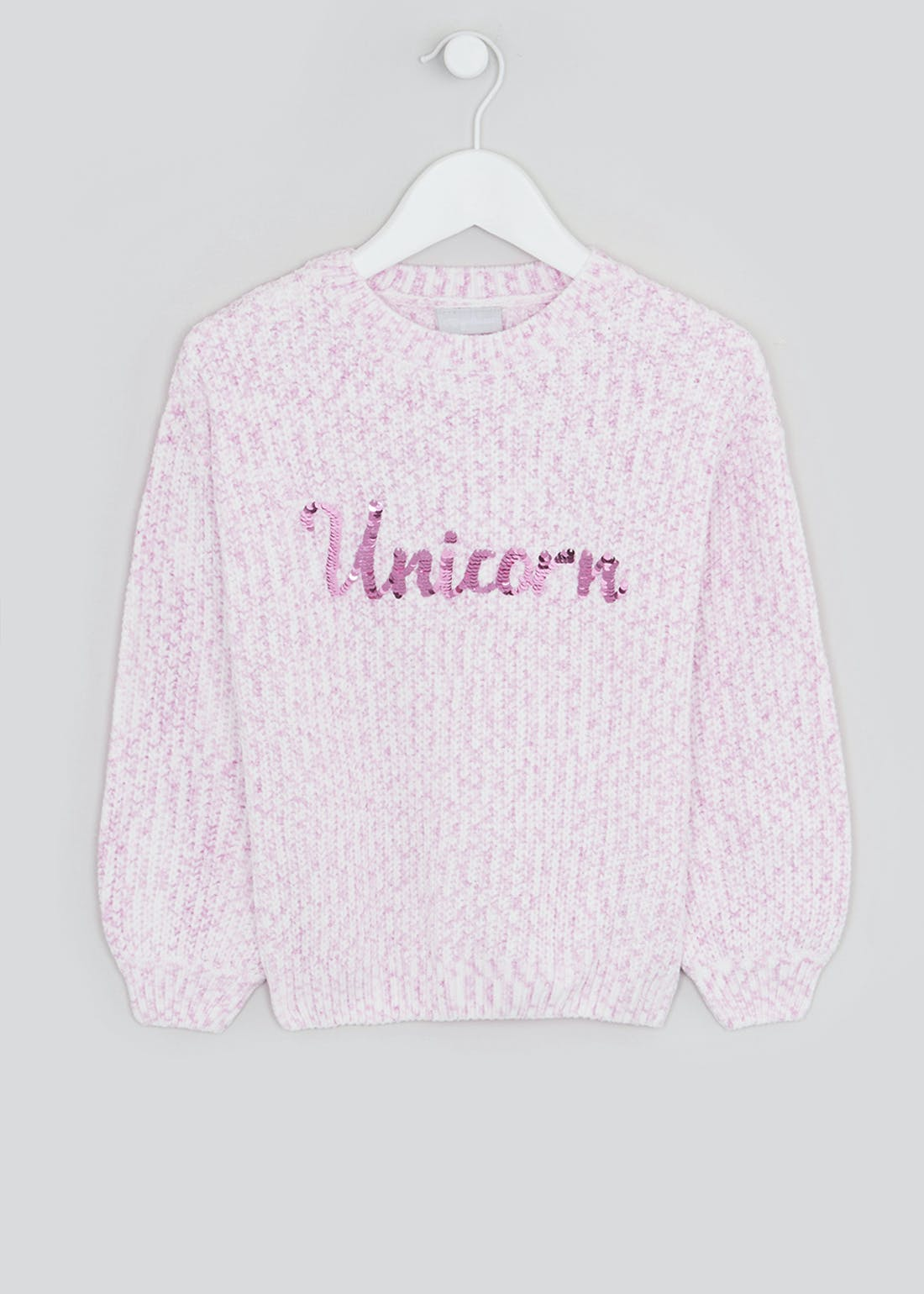 Girls Two Way Sequin Unicorn (4-13yrs)