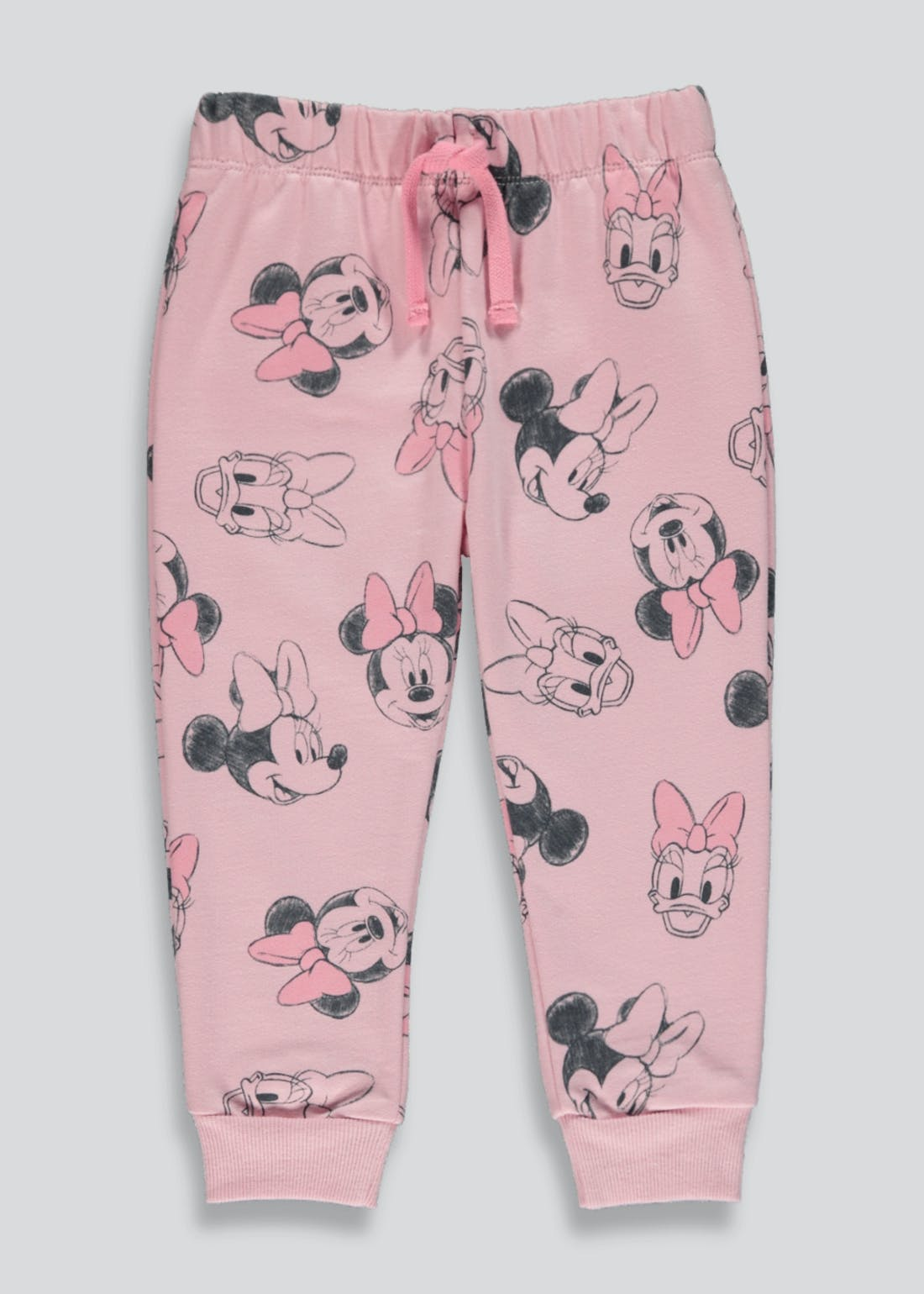 Kids Disney Minnie Mouse Co-Ord Joggers (9mths-7yrs)