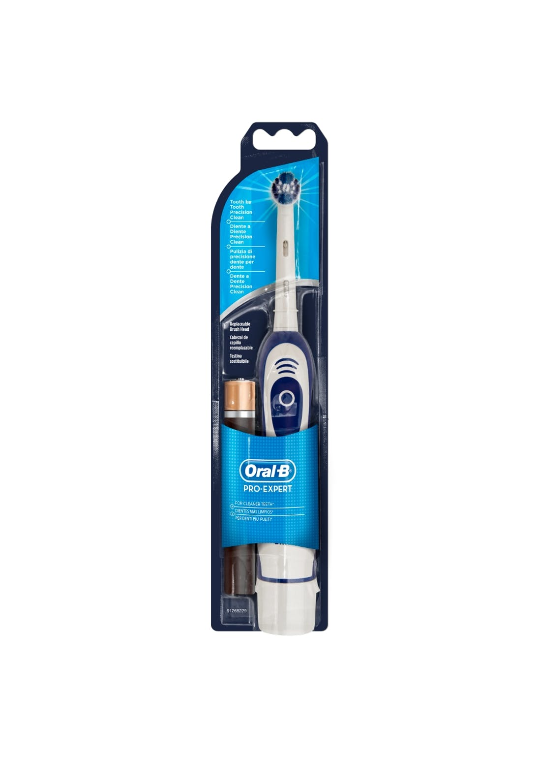 Oral-B Pro Expert Battery Powered Electric Toothbrush