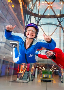 Virgin Experience Days iFly Indoor Skydiving
