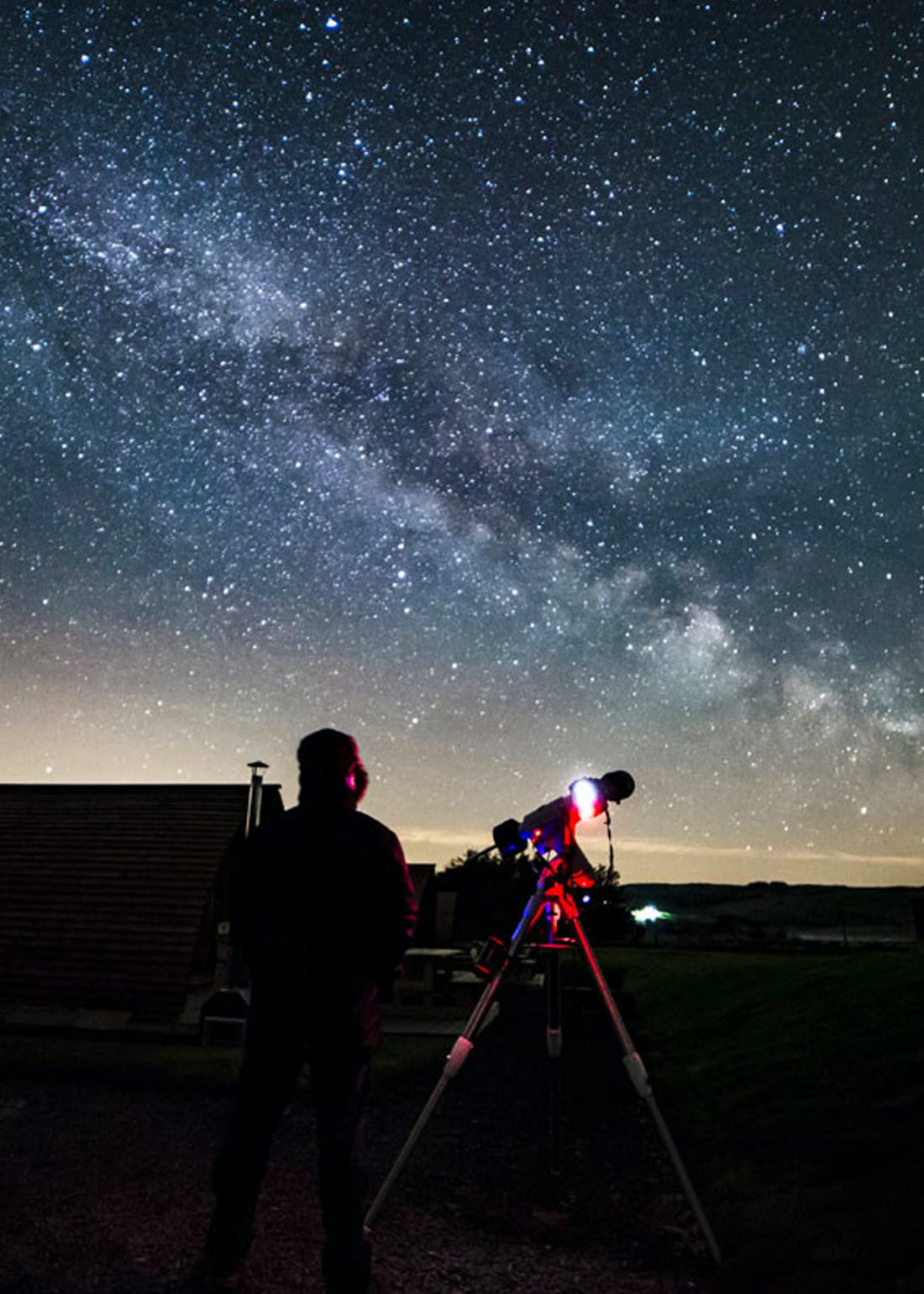 Virgin Experience Days Stargazing for 2 with Dark Sky Wales