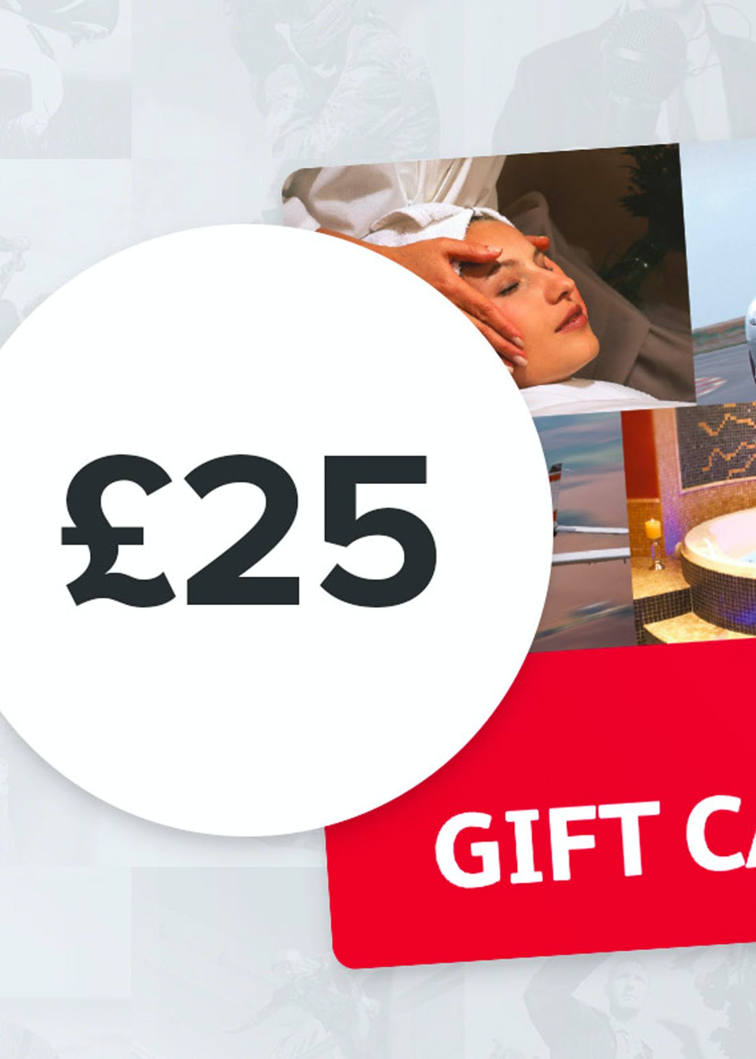 Virgin Experience Days £25 Gift Card