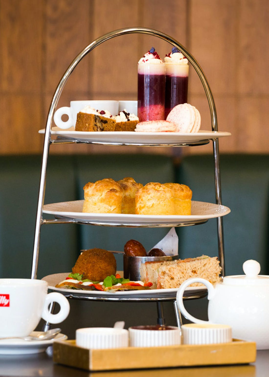 Virgin Experience Days Traditional Afternoon Tea for 2