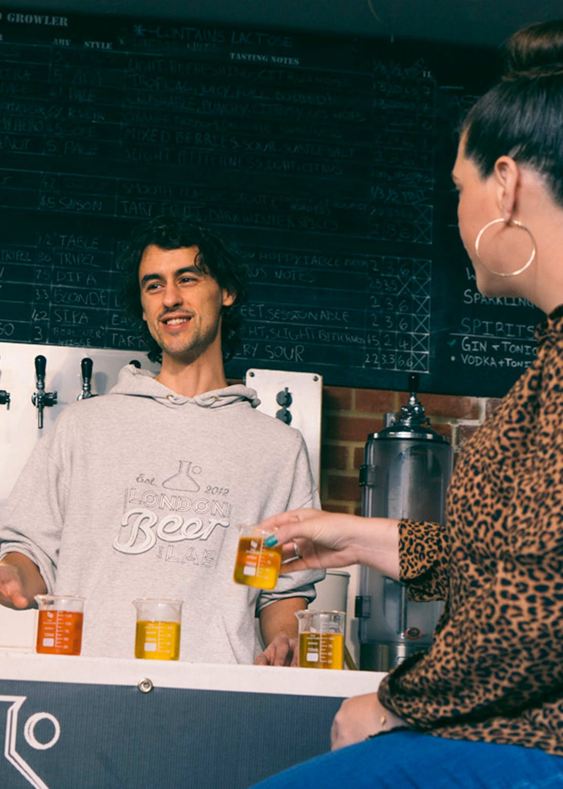 Virgin Experience Days Craft Beer Tasting for 2 at London Beer Lab