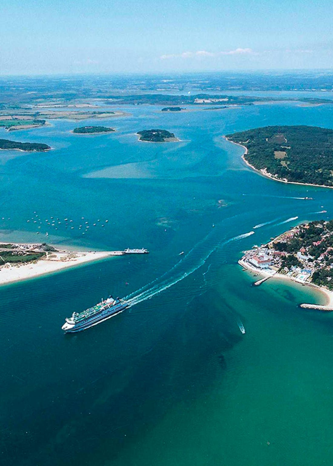 Virgin Experience Days Poole Harbour Island Cruise for 2