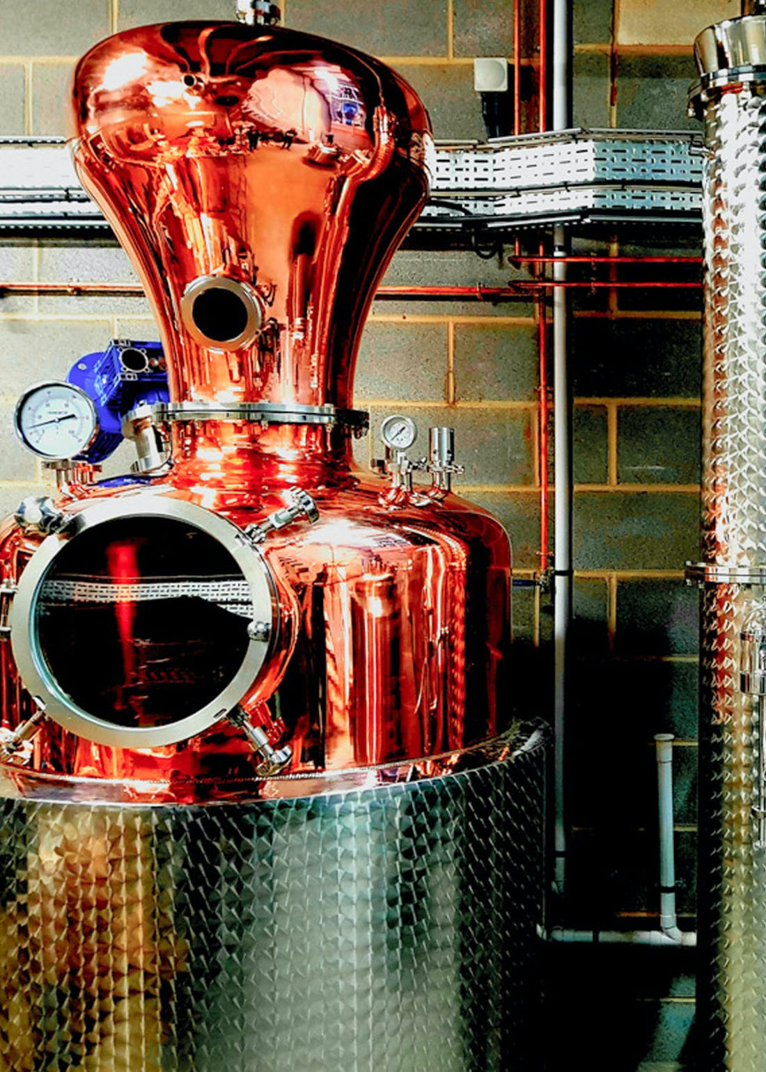 Virgin Experience Days Bottomley Gin Distillers Tour & Tasting for 2