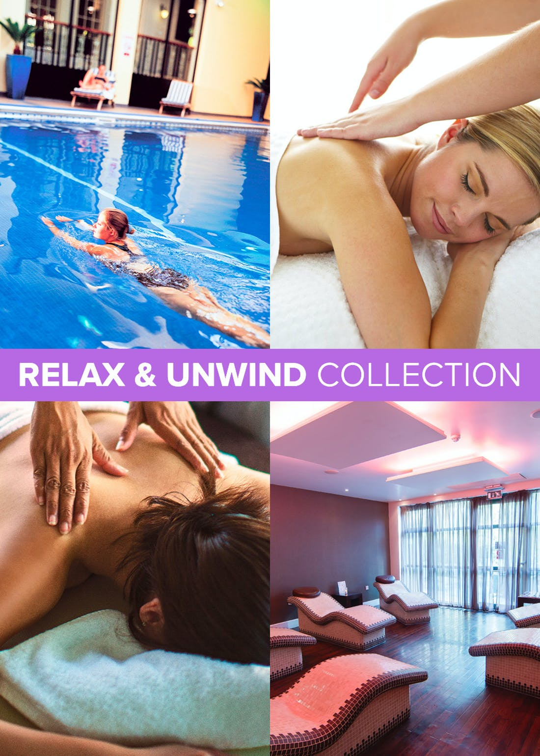 Virgin Experience Days Relax & Unwind Collection