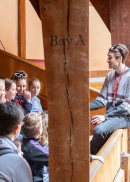 Virgin Experience Days Shakespeare's Globe Theatre Tour for 2
