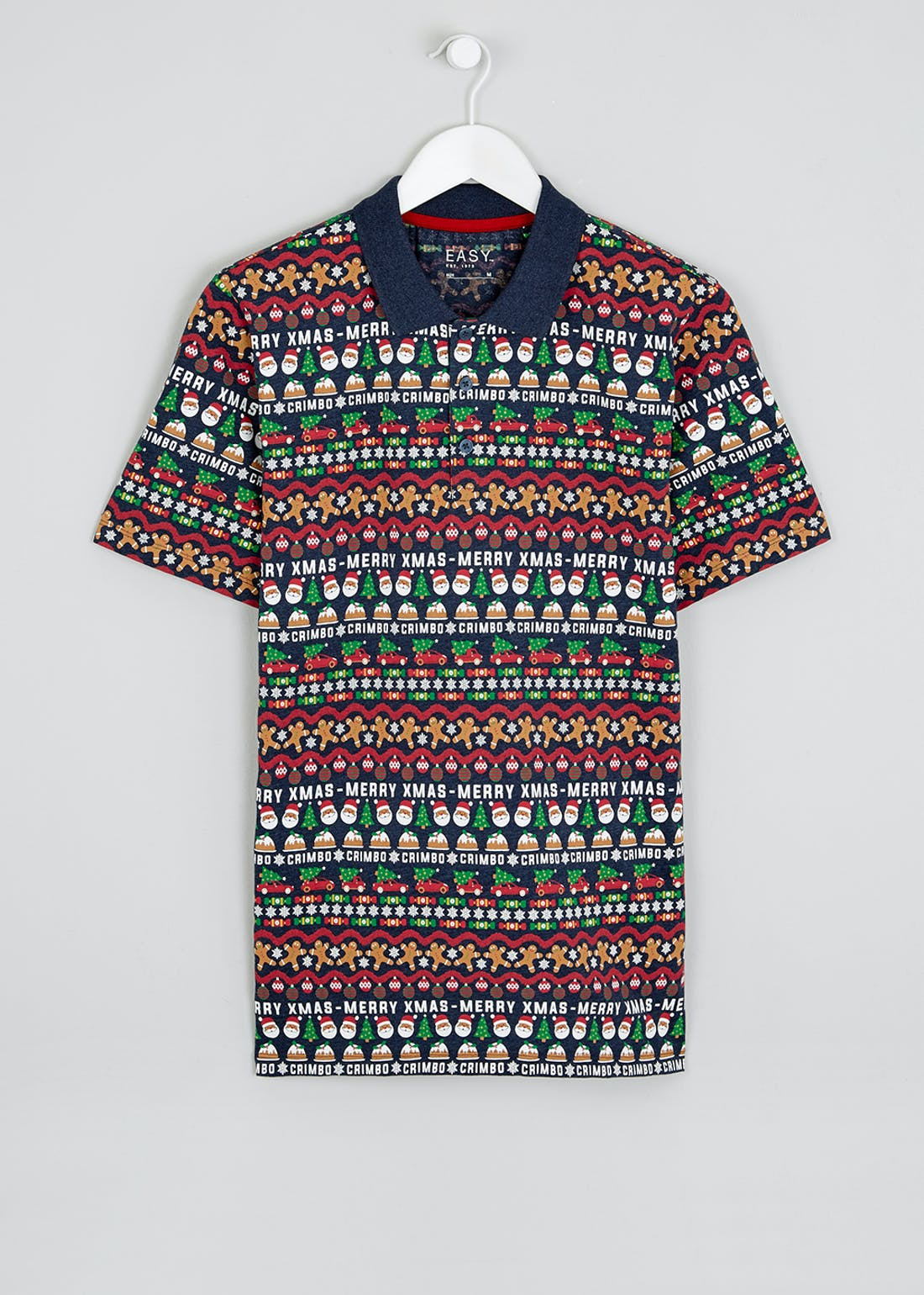 Christmas Polo Shirt