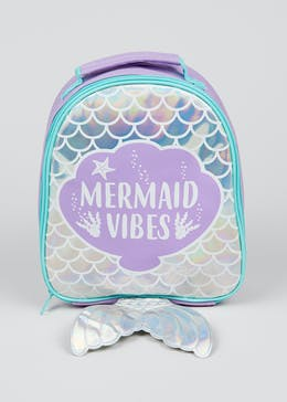 Kids Mermaid Lunch Bag (26cm x 21cm)