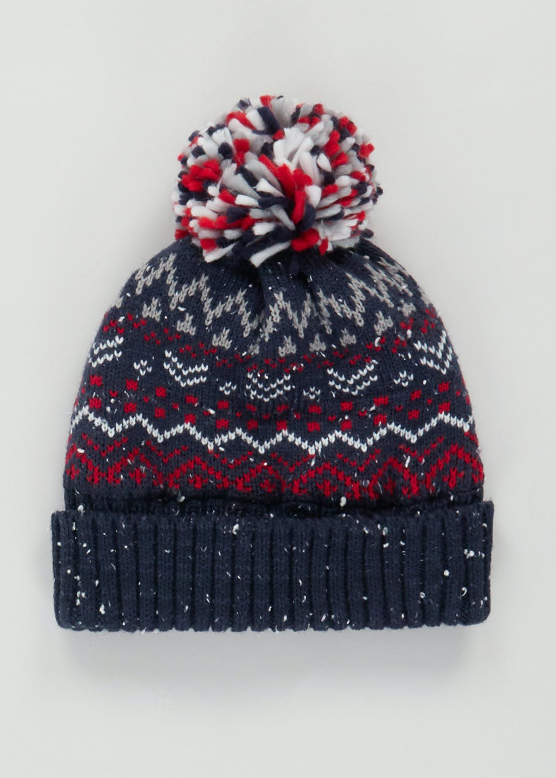 Fleece Lined Bobble Hat