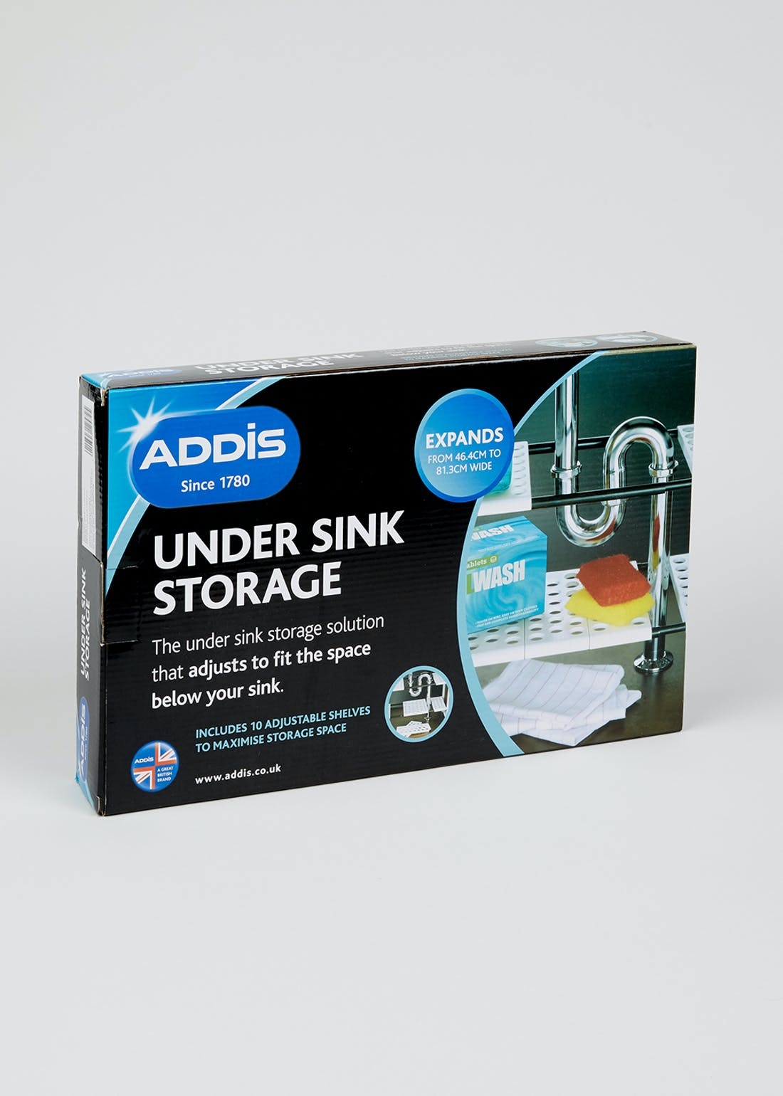 Addis Expandable Under Sink Storage