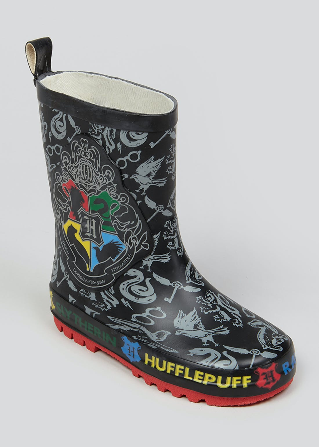 Kids Harry Potter Wellies (Younger 8-Older 3)