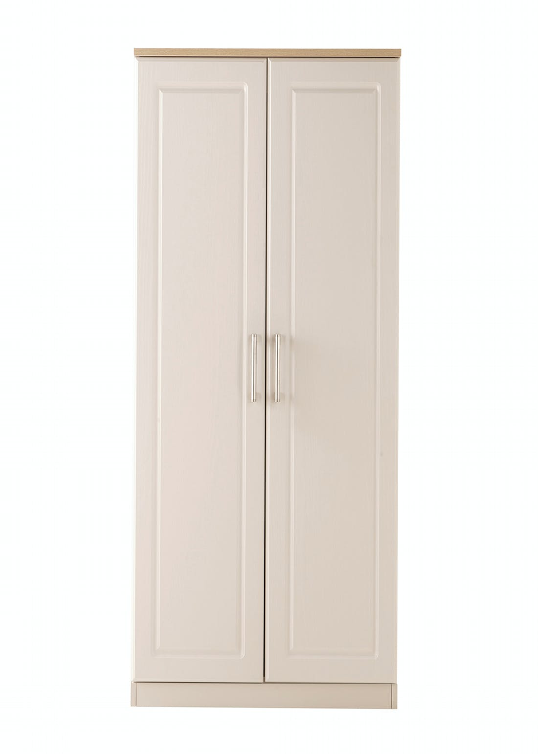 Swift Porto 2 Door Wardrobe (182.5cm x 74cm x 53cm)