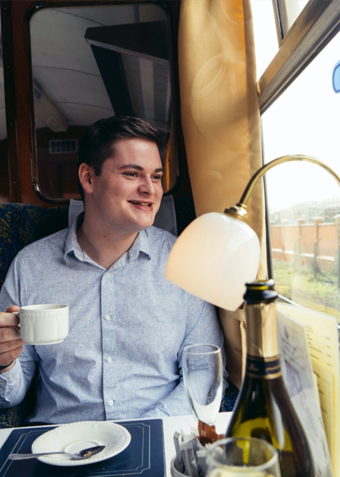 Virgin Experience Days Great Central Railway Steam Train Trip for 2