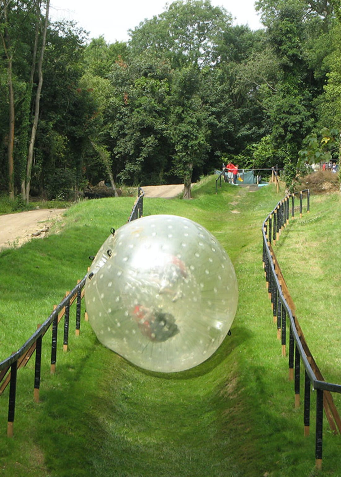 Virgin Experience Days Zorbing for 2
