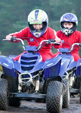 Virgin Experience Days Junior Quad Biking