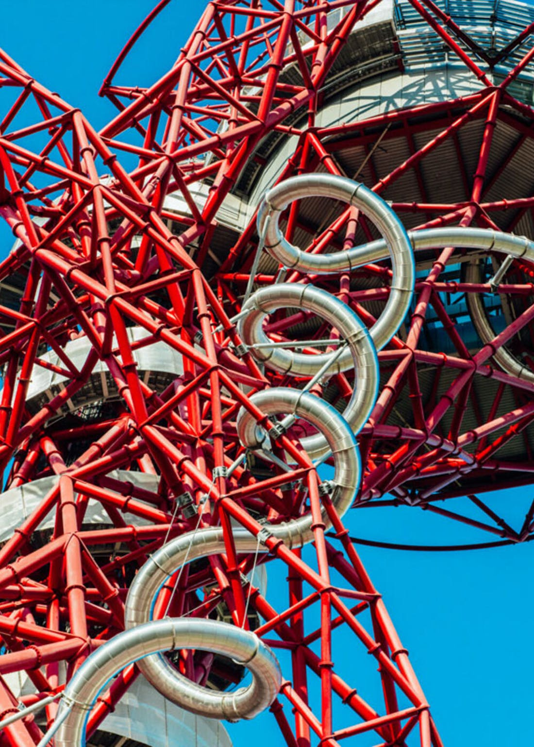 Virgin Experience Days ArcelorMittal Orbit Skyline Visit for 4