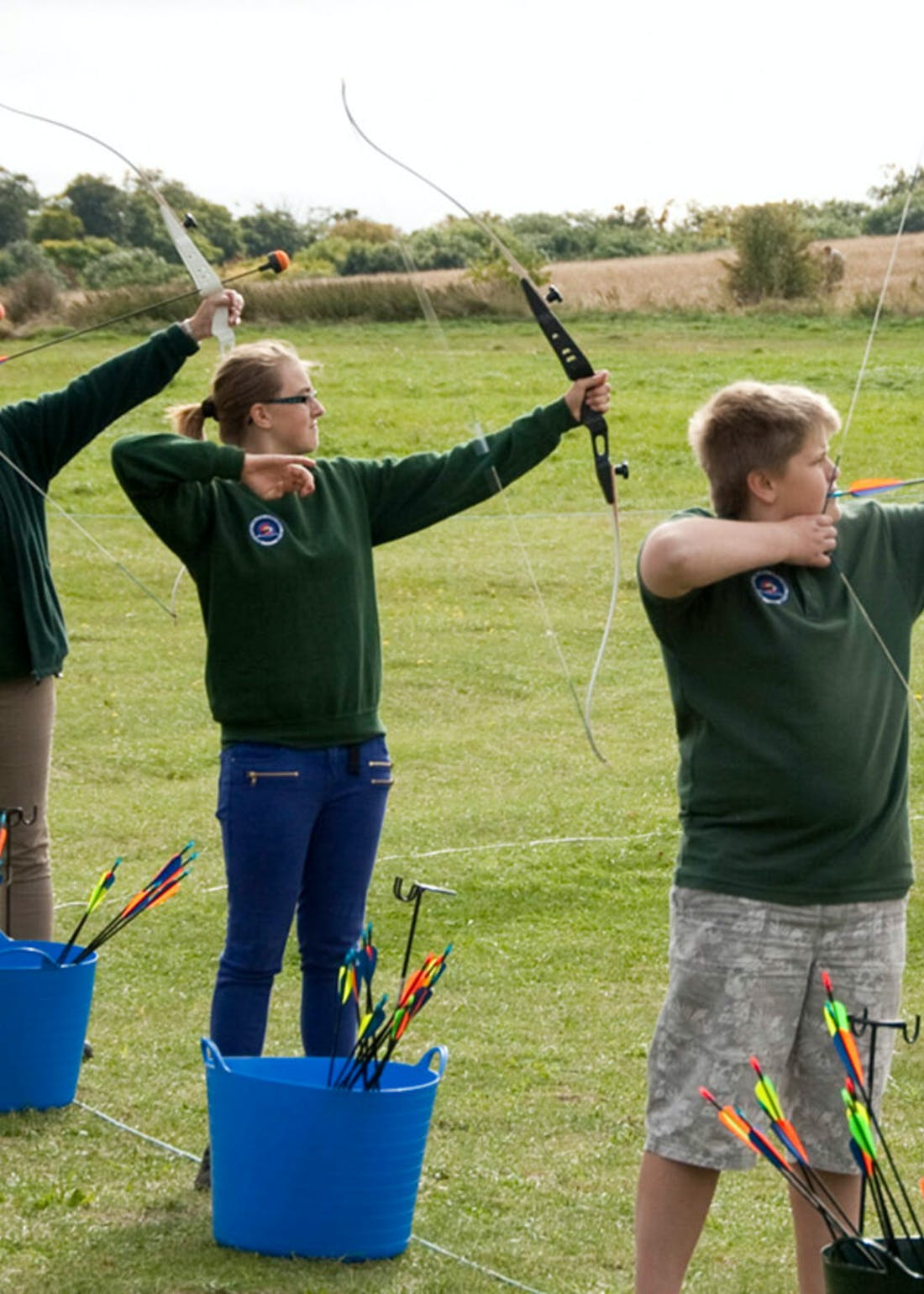Virgin Experience Days Archery Clay Pigeon Shooting