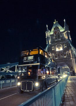Virgin Experience Days London Ghost Bus Tour for 2