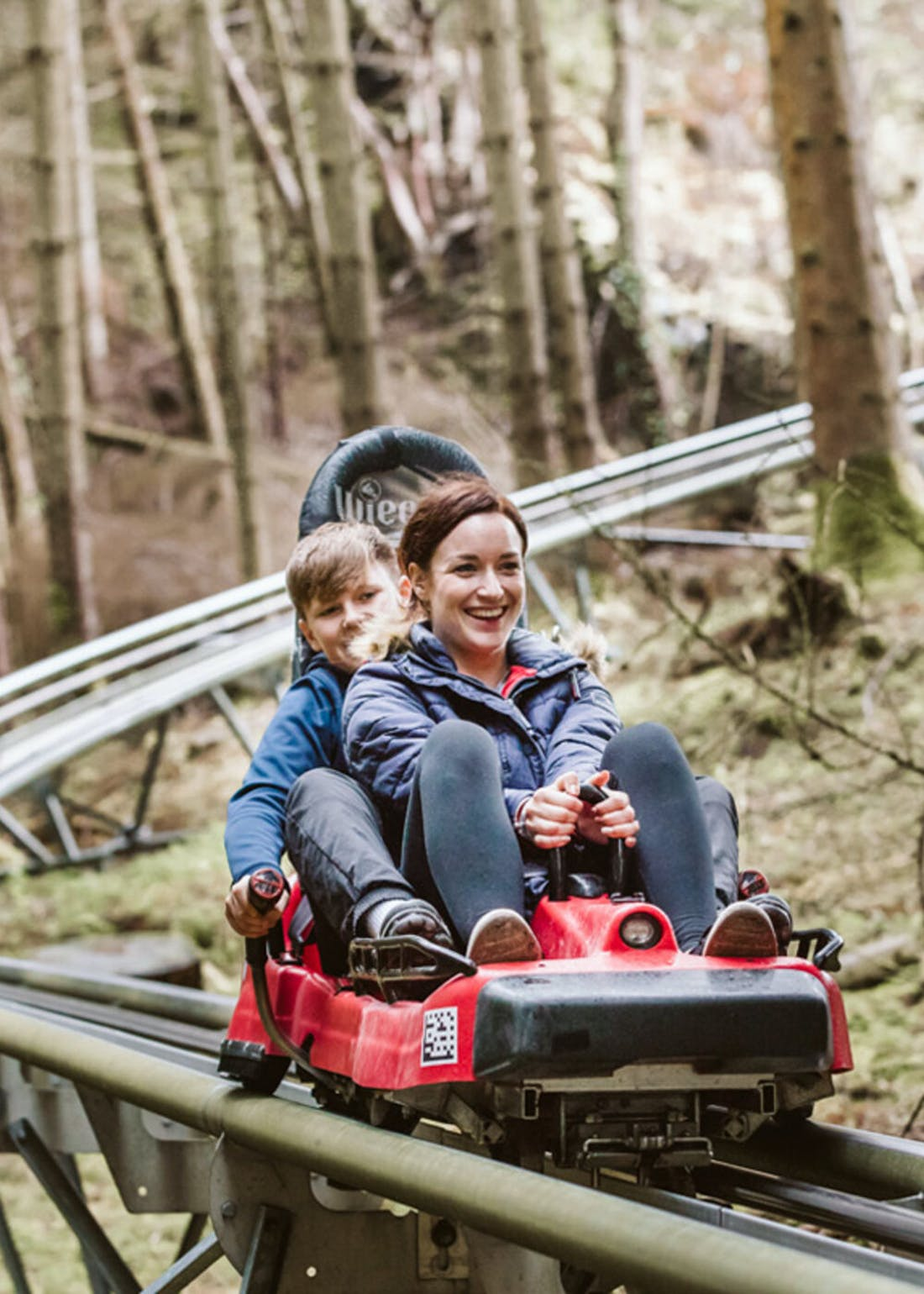 Virgin Experience Days Zip World Forest Coaster for 2