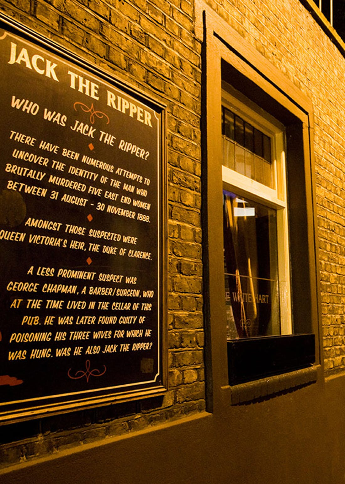 Virgin Experience Days Jack the Ripper Walking Tour for 2