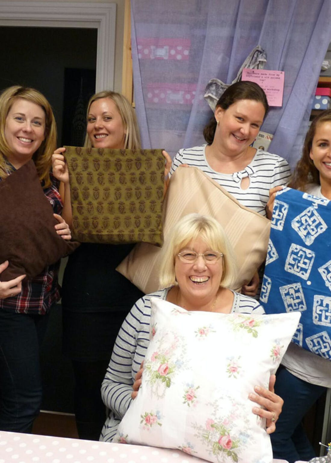 Virgin Experience Days Sewing Workshop for Beginners with Sew in Brighton
