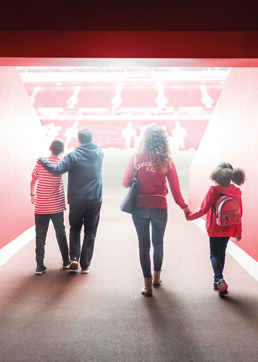 Virgin Experience Days Liverpool FC Stadium Tour & Museum Entry for 2