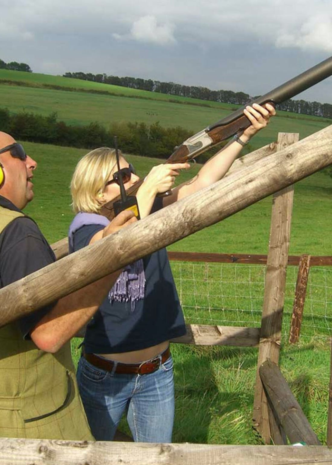 Virgin Experience Days Clay Shooting with Drinks