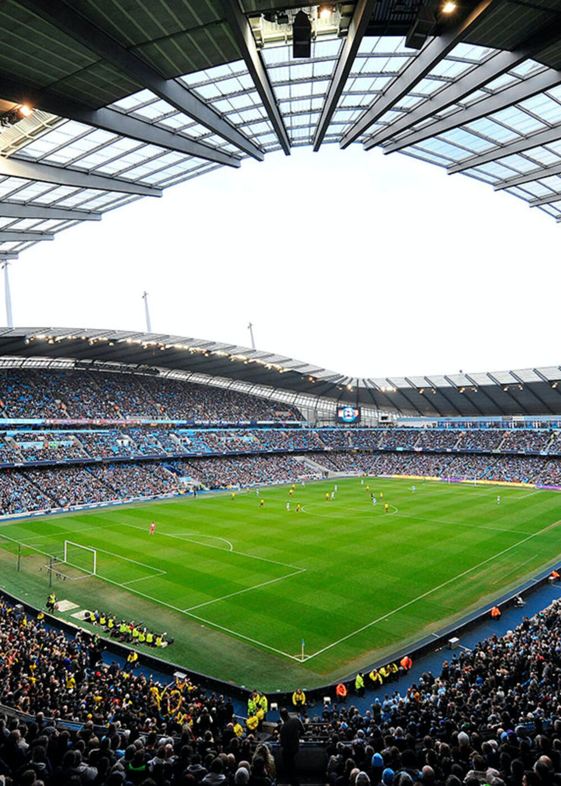 Virgin Experience Days Manchester City Stadium Tour for 2