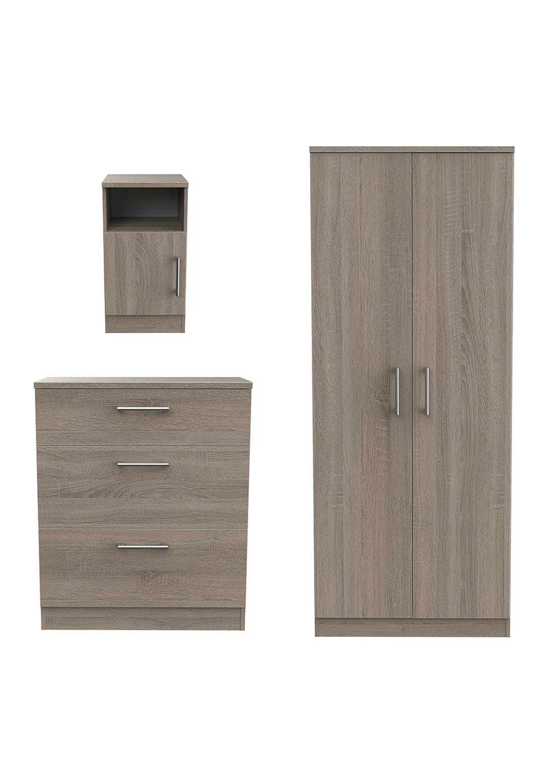 Swift Bari 3 Piece Furniture Collection