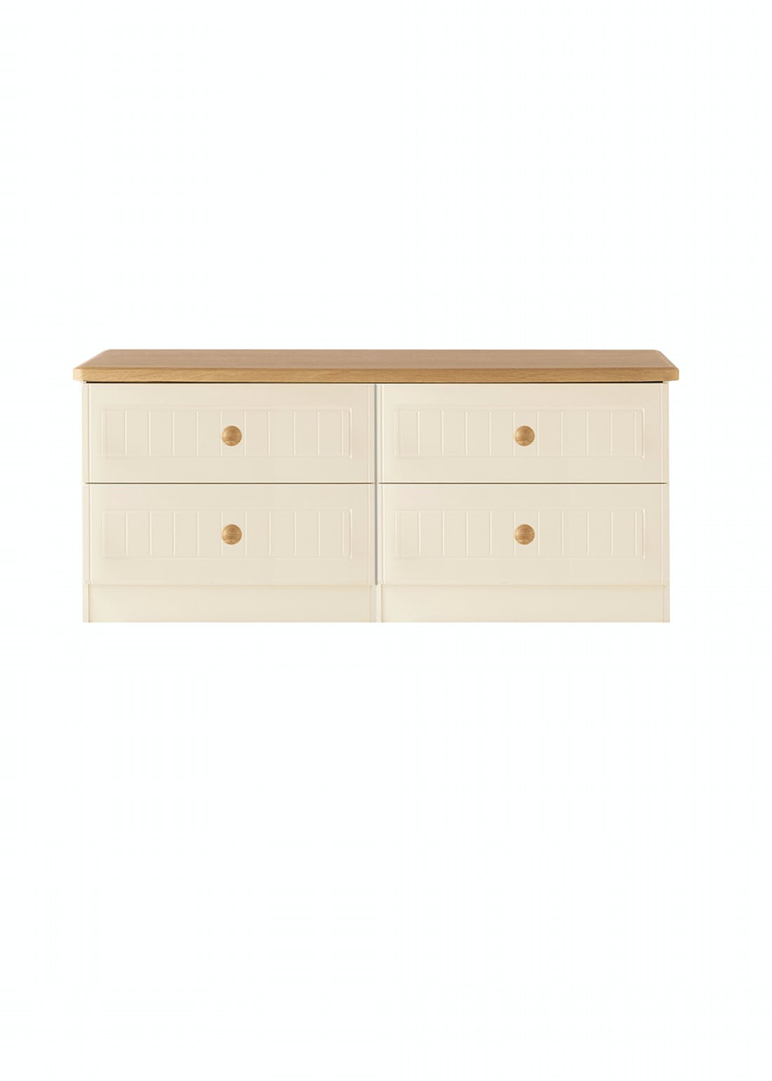 Swift Rimini 4 Drawer End of Bed Chest (50.5cm x 112cm x 41.5cm)