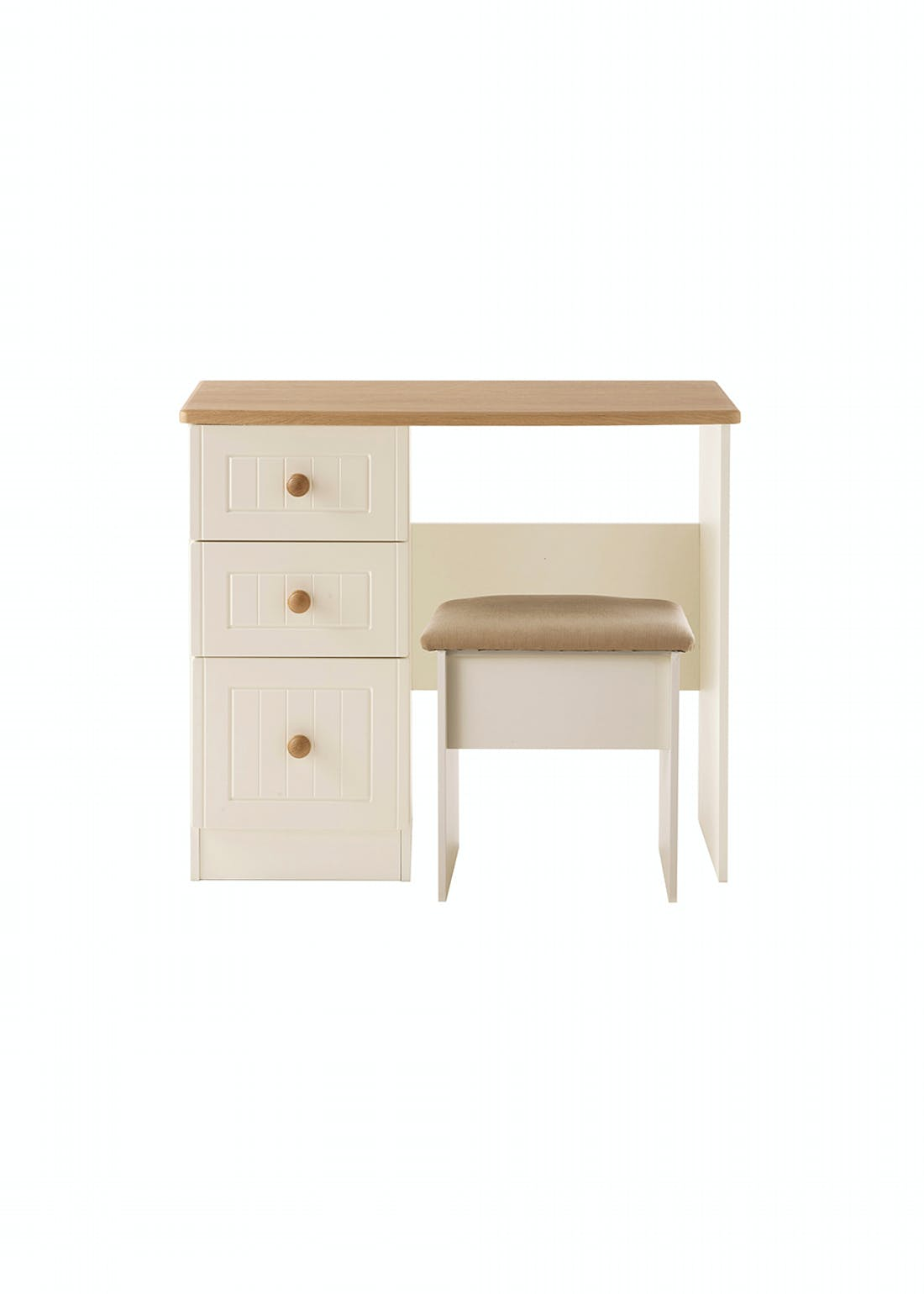Swift Rimini Dressing Table & Stool Set