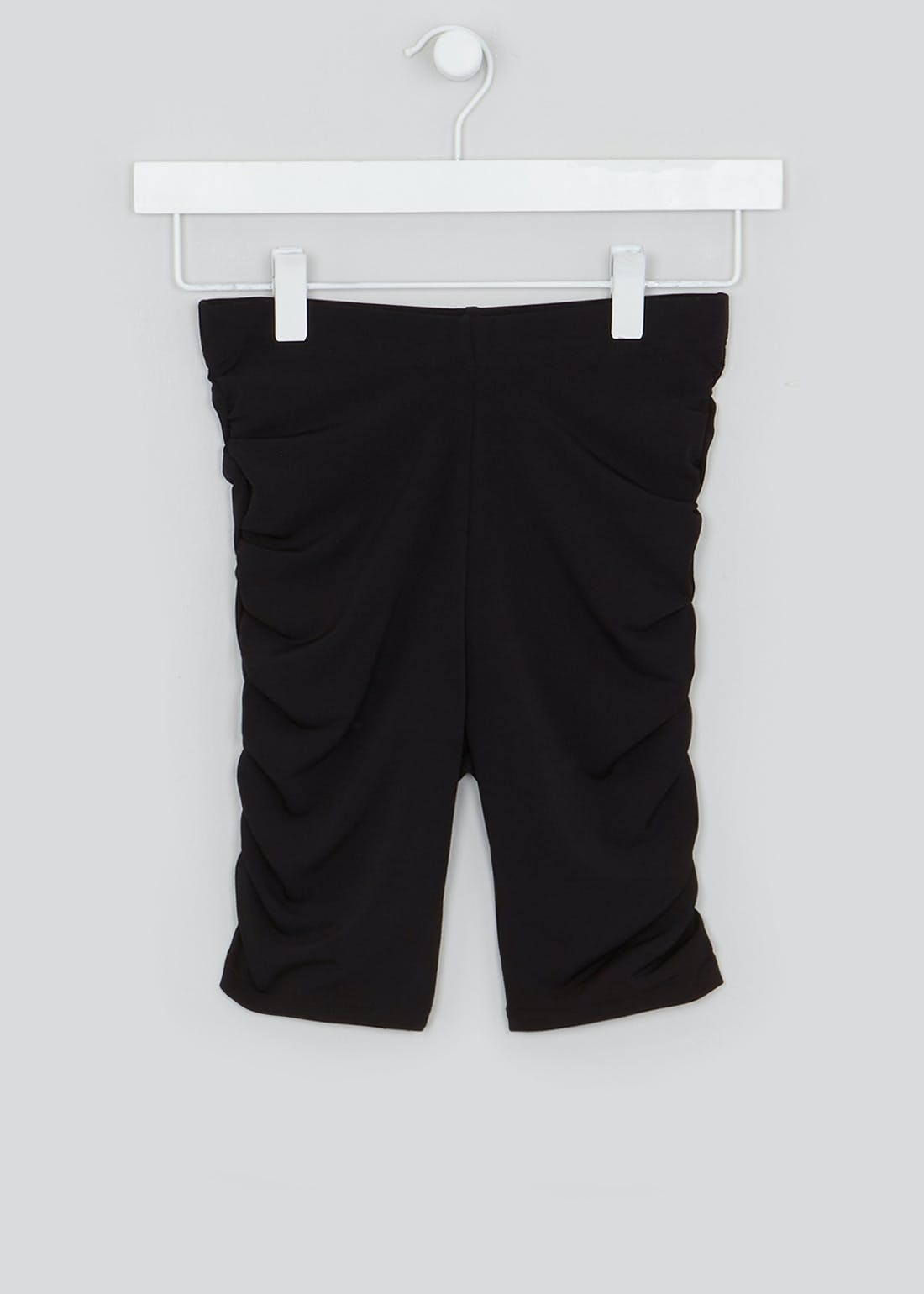 Girls Candy Couture Ruched Cycling Shorts (9-16yrs)