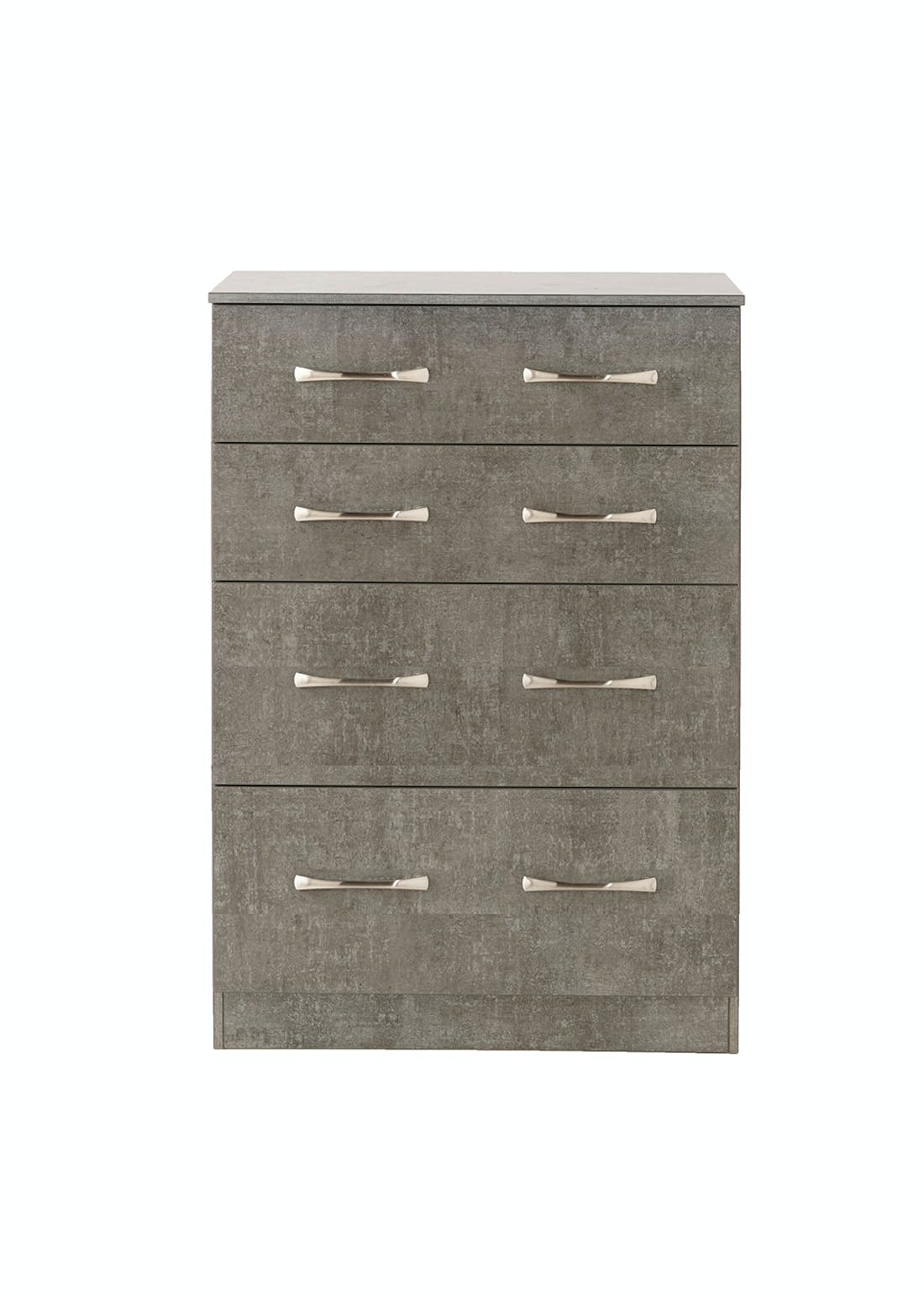 Swift Roma 4 Drawer Deep Chest (107.5cm x 76.5cm x 41.5cm)