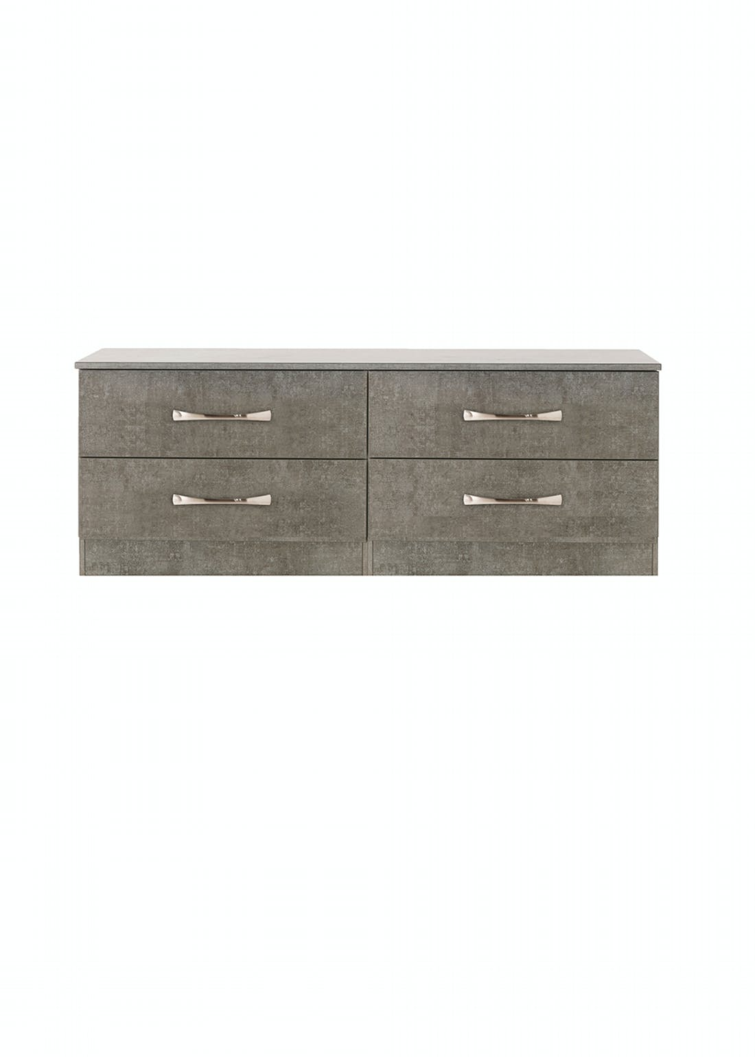 Swift Roma 4 Drawer End of Bed Chest (50.5cm x 112cm x 41.5cm)