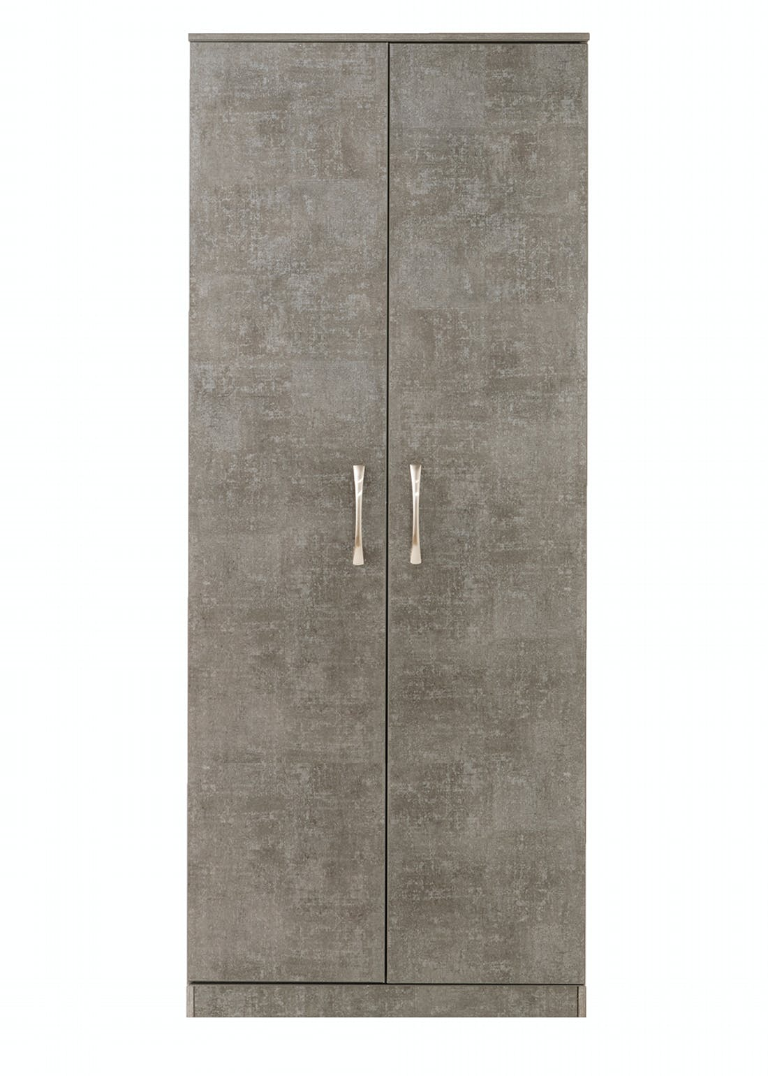 Swift Roma 2 Door Wardrobe (182.5cm x 74cm x 53cm)