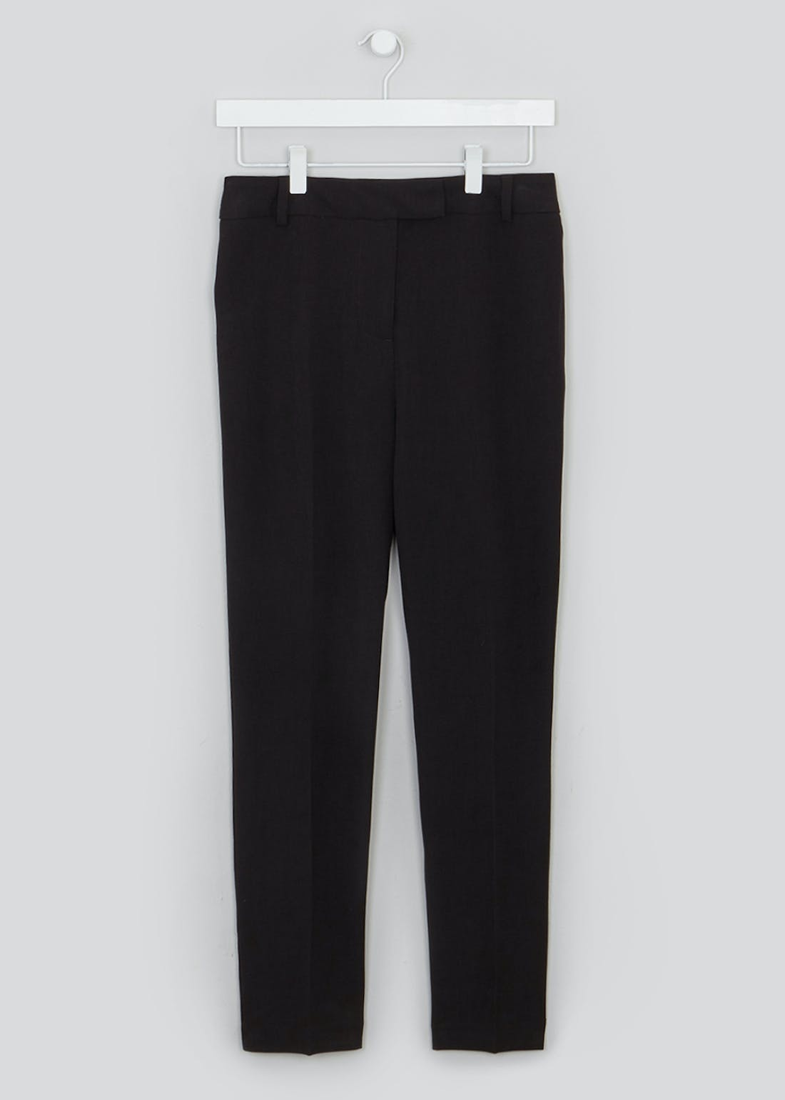 Slim Fit Ankle Grazer Trousers (Long)