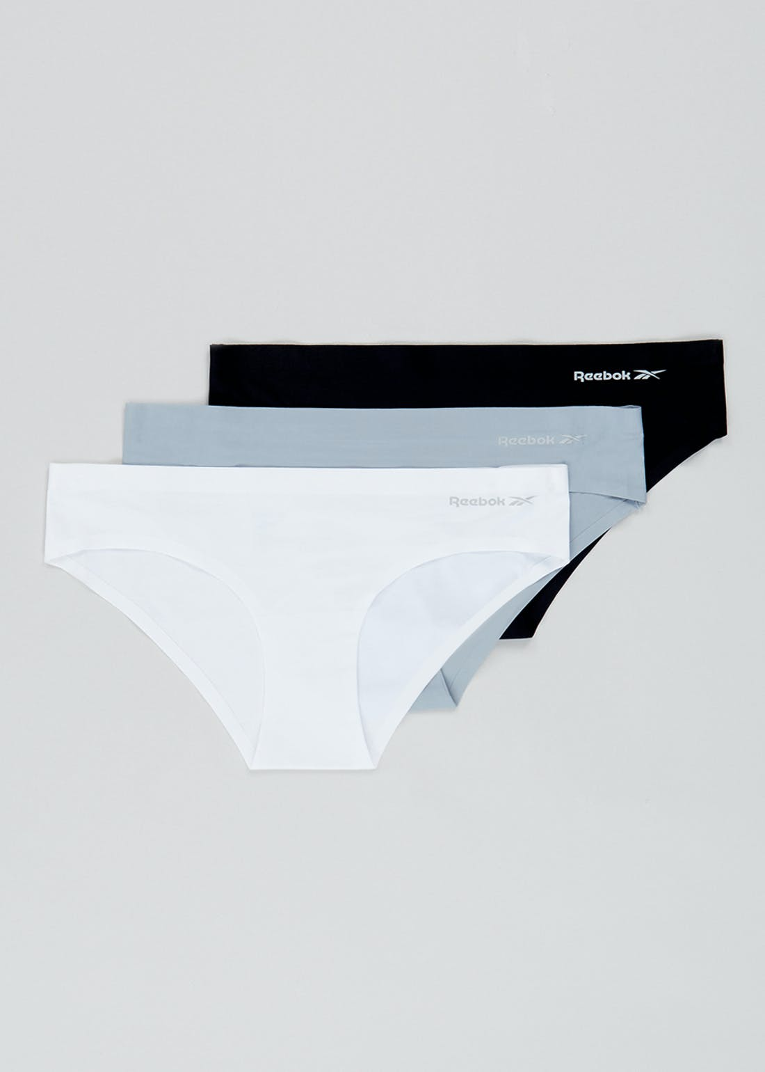 Reebok 3 Pack Seamless Sports Knickers